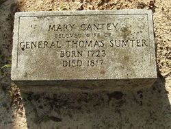 Mary Cantey <i>Gemstone</i> Sumter