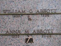 Anna Mae <i>West</i> Abbott