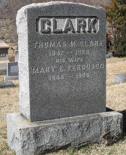 Mary Elizabeth <i>Ferguson</i> Clark