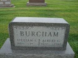 Albert G Burcham