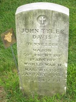 John Tyler Davis