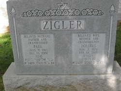 Dolores <i>Feinstein</i> Zigler