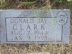 Donald Jay Clark
