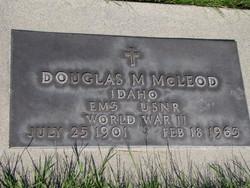 Douglas Monteith McLeod