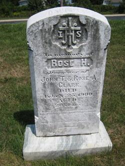 Rose H Clark