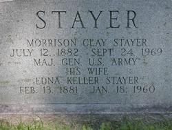 Gen Morrison Clay Stayer