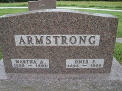 Martha Atwood <i>Nichols</i> Armstrong