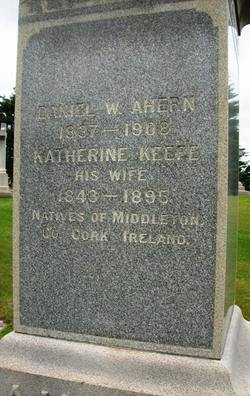 Katherine <i>Keefe</i> Ahern