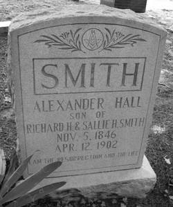 Alexander Hall Smith