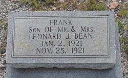 Frank Bean