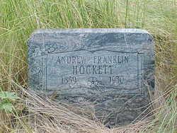 Andrew Franklin Frank Hockett