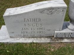 Angus Carter