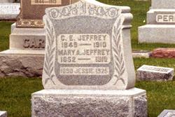 Mary Alice <i>Clemens</i> Jeffrey