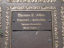 Thomas E Allan