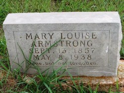 Mary Louise Armstrong