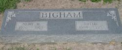 Mary Lottie <i>Mark</i> Bigham
