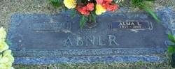 Alma Lucille <i>Dillard</i> Abner