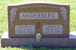 Leona Beatrice <i>Rothie</i> Anderberg