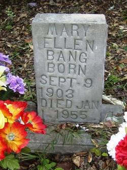Mary Ellen <i>Forehand</i> Bang