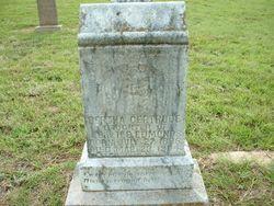 Bertha Gertrude Edmonds