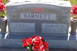 Alice C Barnett