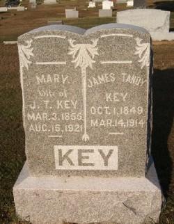 Mary E. <i>Thomas</i> Key