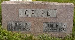 Anna Belle <i>Cheesman</i> Cripe