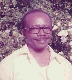 Carl Roosevelt Middleton, Sr