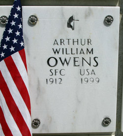 Arthur William Owens