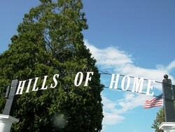 Hills of Home Cemetery
