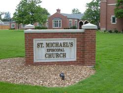 Saint Michael's Memorial Garden