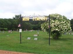 Moon Cemetery
