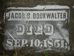 Jacob S Bookwalter