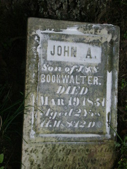John Adair Bookwalter