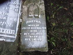 Martha <i>Malone</i> Bookwalter