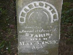 Charlotte M Starin