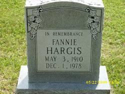 Fannie Lou Hargis