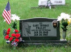 PFC Gary Thomas Fraley