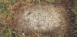 Cecil E. Tupa