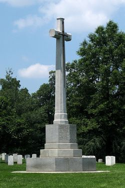 Canadian Cross of Sacrifice Memorial