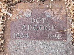 Hazel Dot Adcock