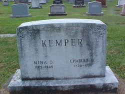 Charles William Kemper