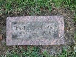 Charity Ann <i>Abercrombie</i> Gamble