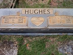 Annie L <i>Hartley</i> Hughes