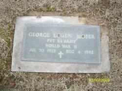 George Loren Moser