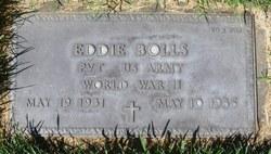 Eddie Bolls