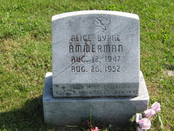 Alice <i>Byrne</i> Ammerman