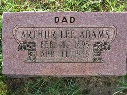 Arthur Lee Adams