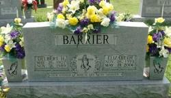 Elizabeth Lizzie <i>Coffey</i> Barrier