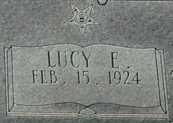 Lucy E. <i>Kennedy</i> Barrier